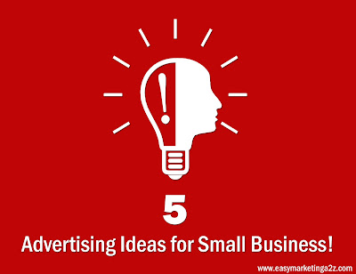 Advertising Ideas for Small Business