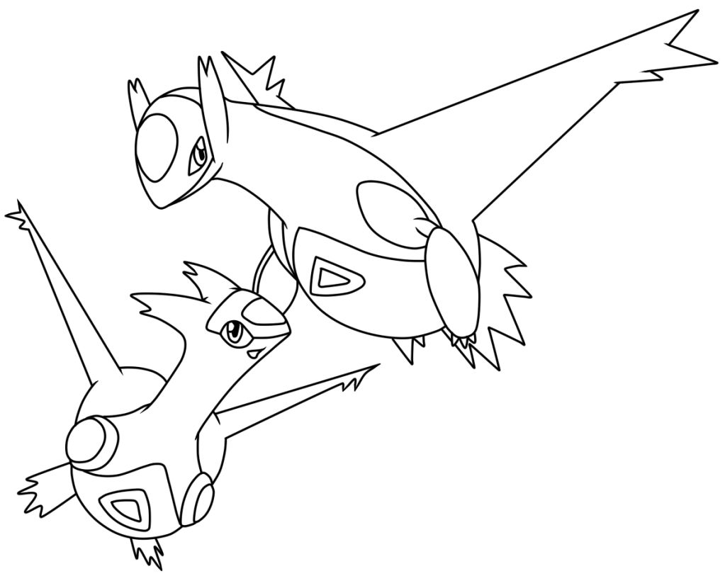 pokemon coloring pages xy - free pokemon coloring pages for kids 2016