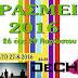 Από 26 έως 29 Αυγούστου τα ''ΕΡΑΣΜΙΑ 2016'' - Αναλυτικά το πρόγραμμα των εκδηλώσεων