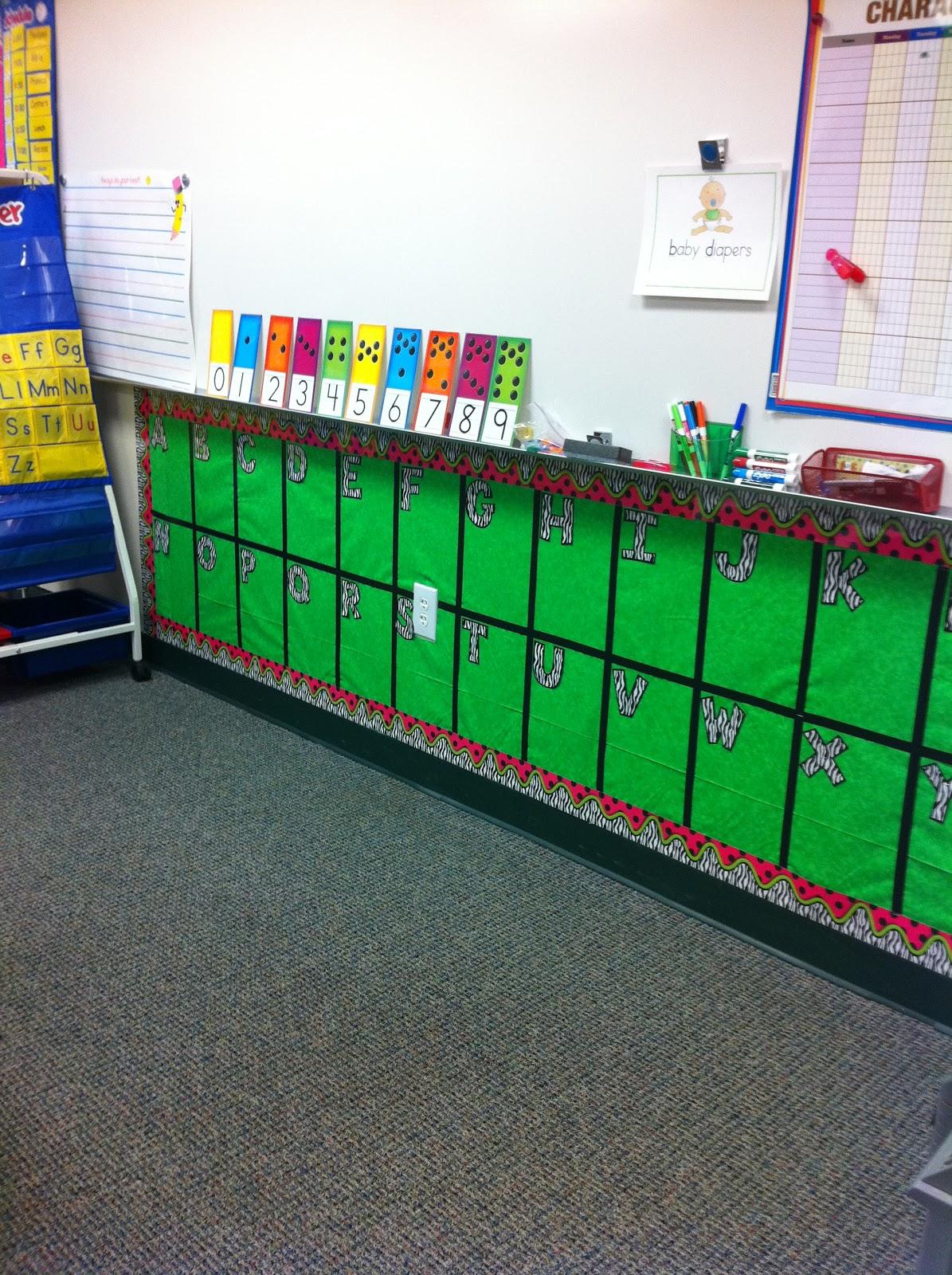 Word On Wall Decor Living Room: MOORE Fun In Kindergarten: Classroom Pictures
