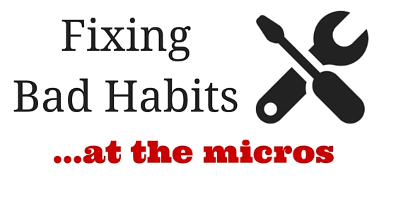 Fixing Bad Habits in Micro Stakes Poker