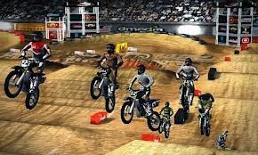 game Supercross Pro mien phi