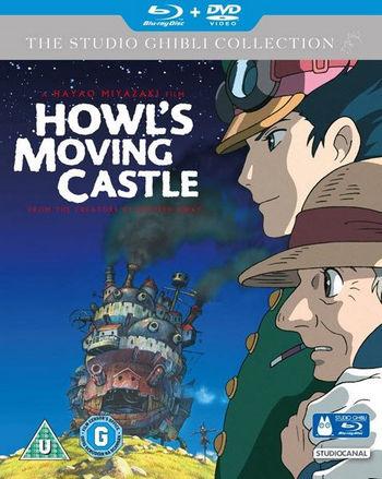 Howl s Moving Castle ปราสาทเวทมนตร์ของฮาวล์