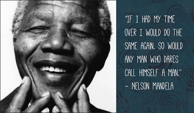 In 2009, the United Nations declared July 18th as Mandela Day
