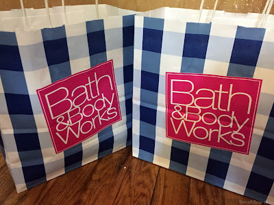 Bows & Beau-Ties: Autumn 2015 Bath and Body Works Haul