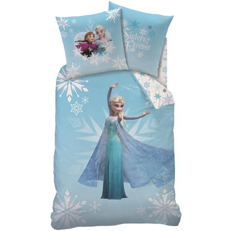 reine des neiges parure housse de couette reine des neiges sparklin auchan avis sur les produits. Black Bedroom Furniture Sets. Home Design Ideas