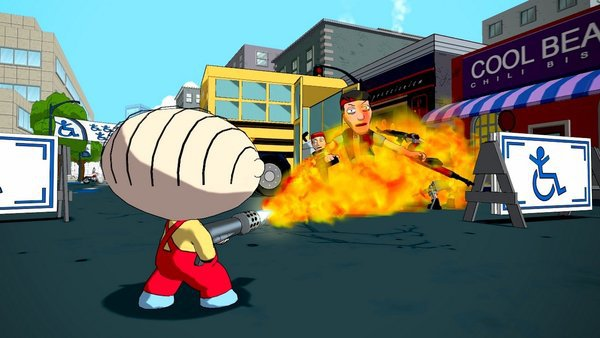 family guy online game download