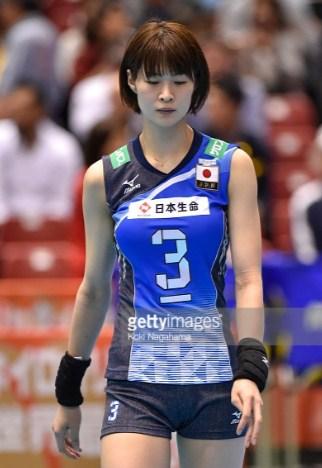 Pemain Bola Voli Cantik dan Seksi Asal Jepang Saori Kimura