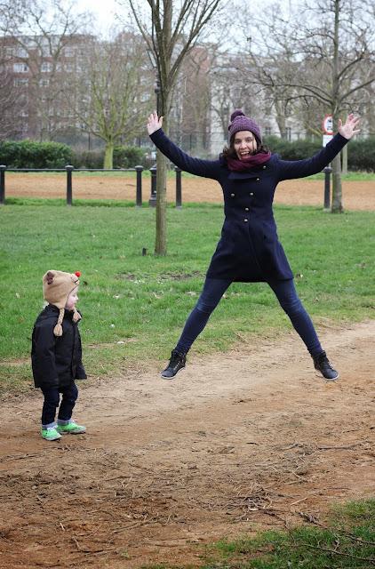fun in Hyde Park