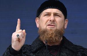 Рамзан Ахматович Кадыров фото