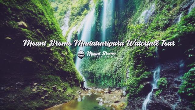 Mount Bromo Madakaripura Waterfall Tour