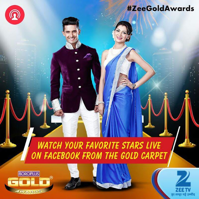 'Zee Gold Award 2016' on Zee Tv Promo,Timing,Host,Winners,Image Wiki