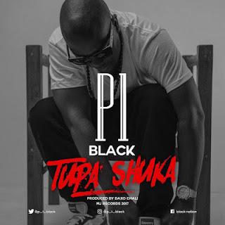 P1 Black - Tupa Shuka Audio