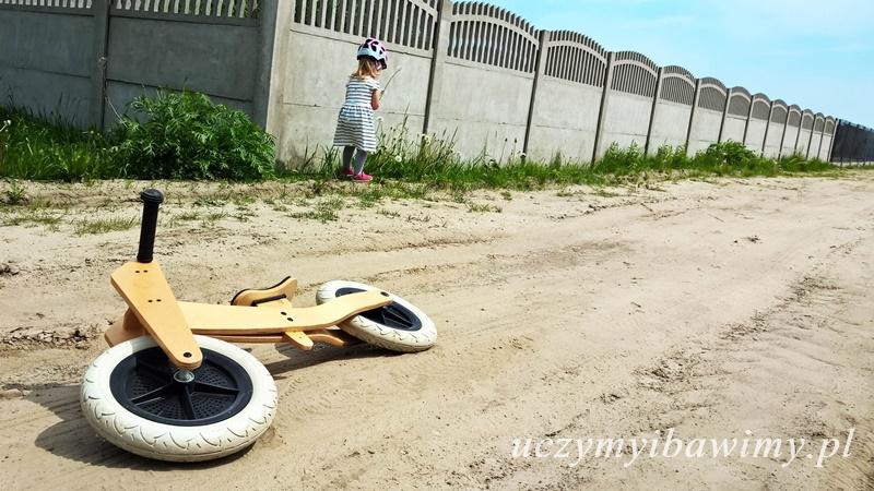 Biegówka dla 3 latka