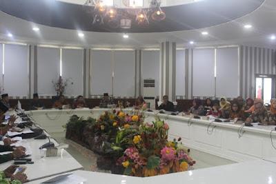 Plt. Kakankemenag Hadiri Rapat Final Persiapan MTQ Ke-50