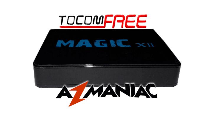 Tocomfree Magic XII