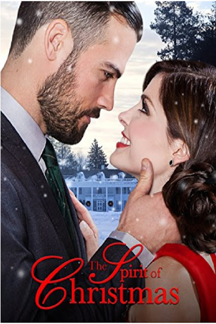 A fabulous romantic suspense Christmas movie.  When Kate is tasked with selling Hollygrove Inn, she finds the house is haunted by a handsome ghost who she finds hard to resist.