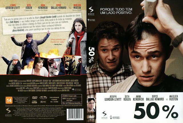 Capa DVD 50%