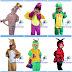 Kostum Hewan-Baju Kostum Binatang untuk Karnaval dan Pentas seni