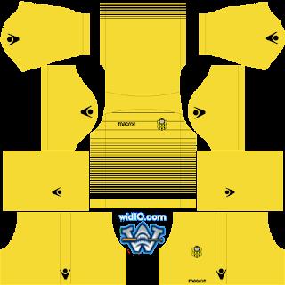 Yeni Malatyaspor2018  2019 Dream League Soccer forma ve logo