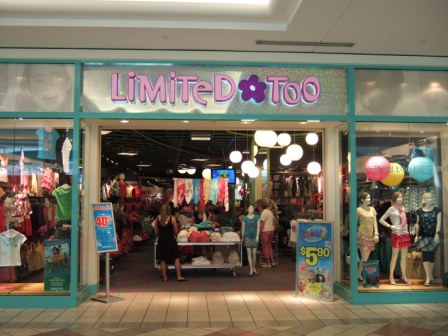 90s clothing store