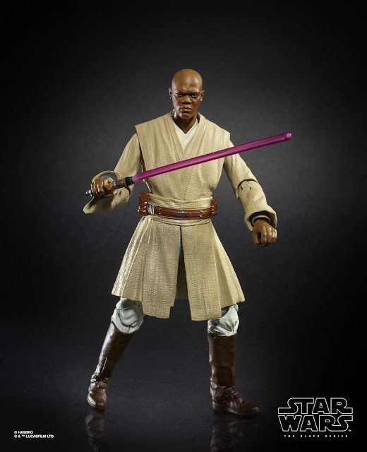 Star Wars: The Black Series 6-inch Mace Windu Figure
