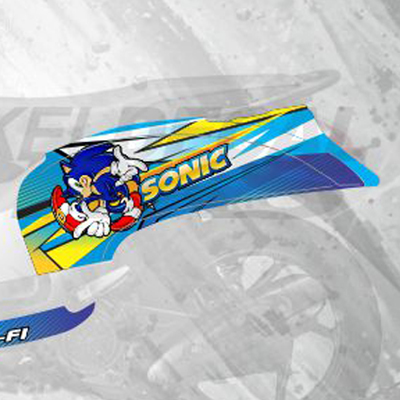 SCOOPY FI - Sonic