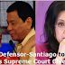 Pres. Duterte reached out to Miriam Santiago and offered to help her Transfer to the Best Cancer Center in the World and to replace Supreme Court Justice Sereno!