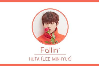 Lirik Lagu HUTA (이민혁) – Fallin' + Translation