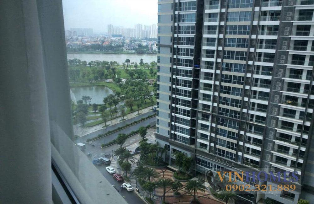 Bán căn hộ Vinhomes Bình Thạnh khu Landmark - view công viên, sông Sài Gòn