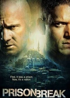 Prison Break - 5ª Temporada Séries Torrent Download capa