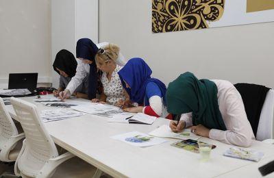 Bozova'da Kadın Kültür Merkezleri
