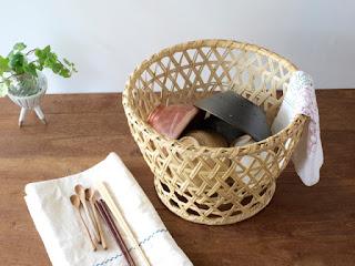 すず竹椀かごの写真