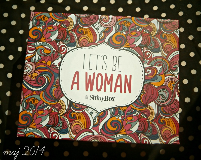 Najnowsze pudełko Shinybox - Let's be a woman!