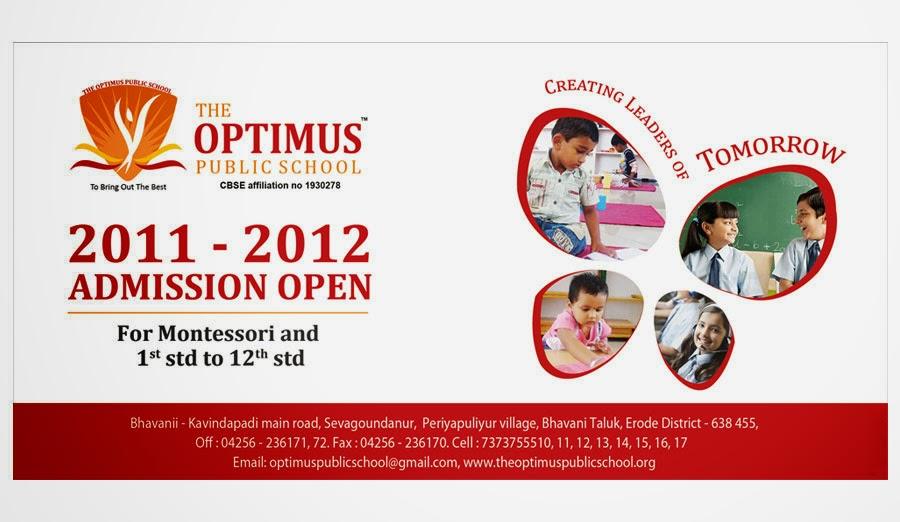 Advertising schools