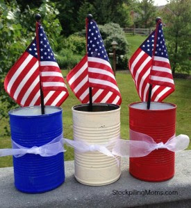 6 Ideas for a More Festive Memorial Day