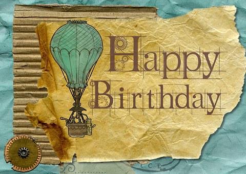 happy birthday to wonderful customer