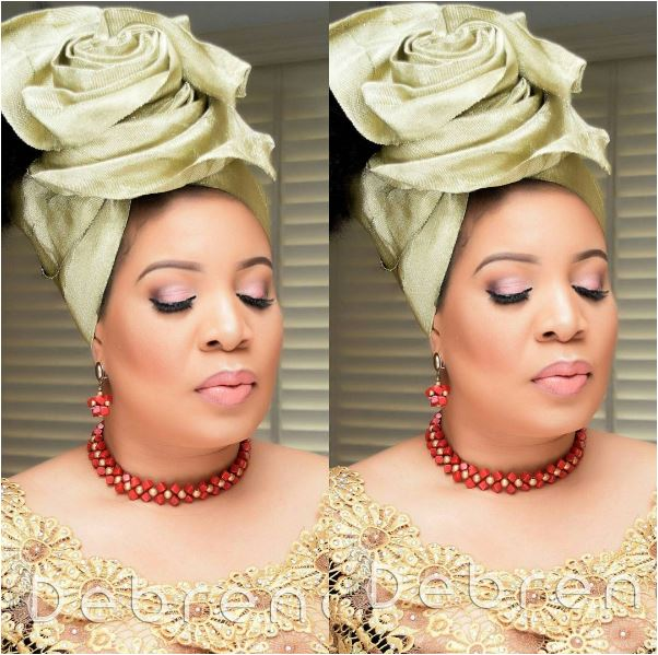 Nollywood actress, Monalisa Chinda, some days back in far away Greece, had a blissful wedding with her man, Victor Coker, and that remains a memorable day she will never forget in her life.  Walking down the aisle with a man your heart truly loves is what can make any woman want to go the extra mile to prove she got the best man in the world.  The actress has come out to thank few of her friends who were able to spend their money to travel down just for her wedding and also those who showed their support but were not able to make it.