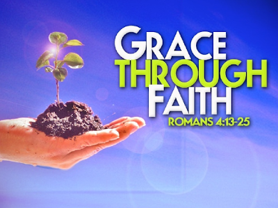 Receive By Grace Through Faith by Joseph Prince