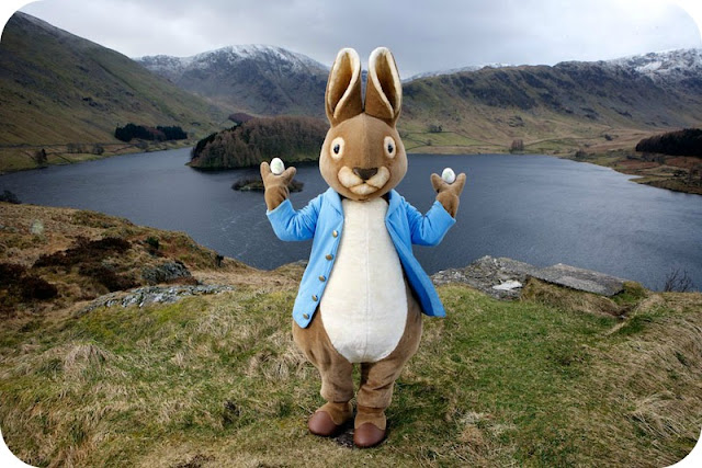 Beatrix Potter Peter Rabbit Egg Hunt