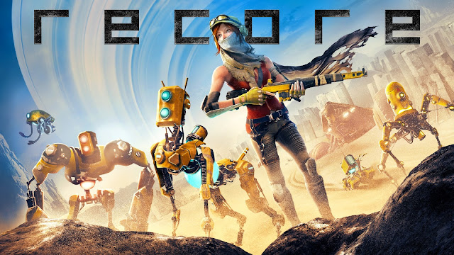 Ya disponible la demo de ReCore en PC y ONE