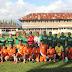 Wawako Apresiasi Turnamen Sepakbola  di Binuang Kampuang Dalam