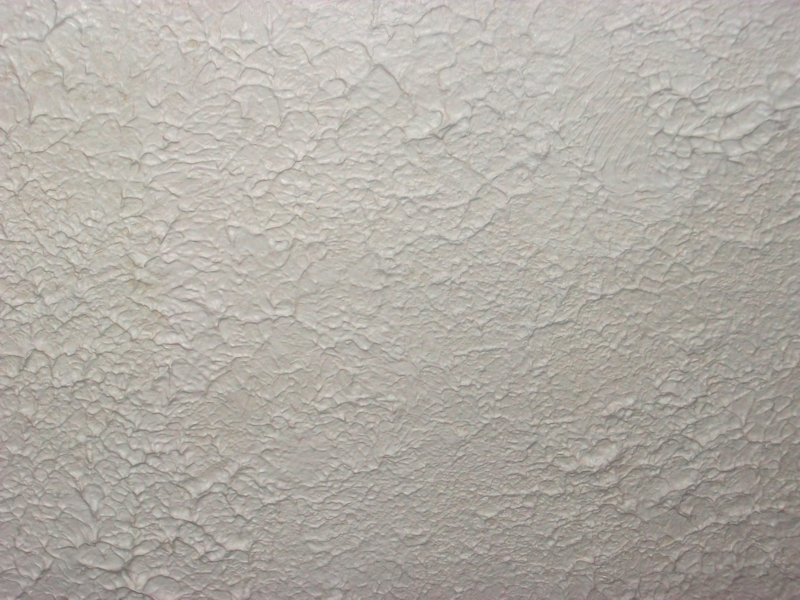 Do A Very Simple Textured Ceiling | RedGage