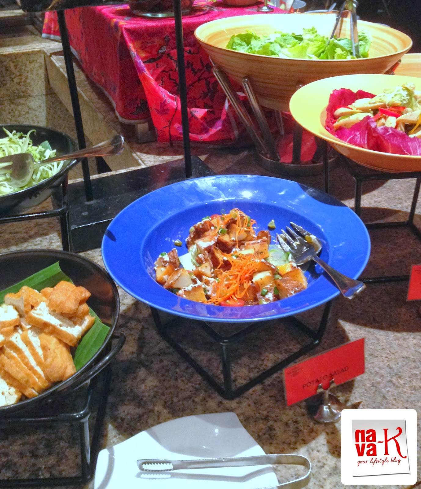 Nava K Kitchen Art Brasserie Empire Hotel Subang Subang Jaya