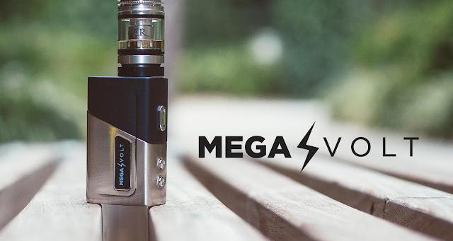 2019 Most Portable Vape Mod - COV Mega Volt 80W Mod