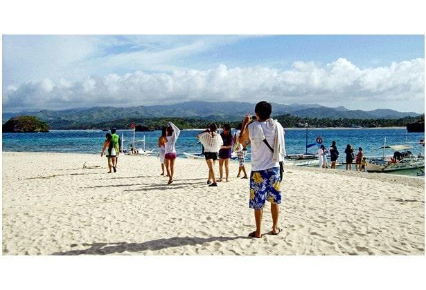 Crystal Cove or Tiguatian Island Boracay Panay