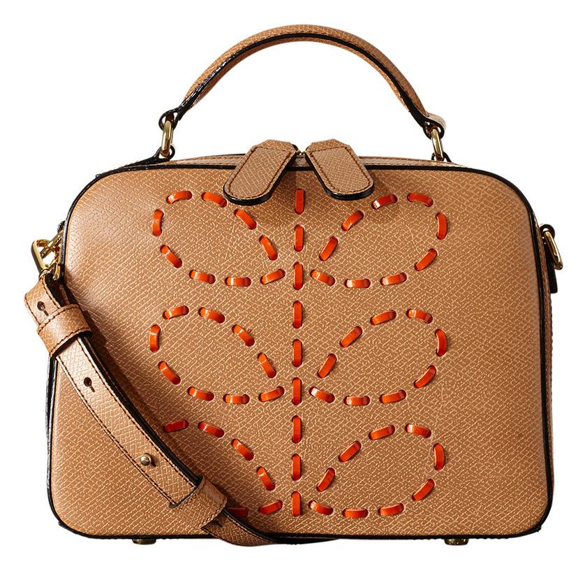 368bd0c310 I Love Orla Kiely  Orla Kiely SS17 Mainline  Lace Stem Leather in ...