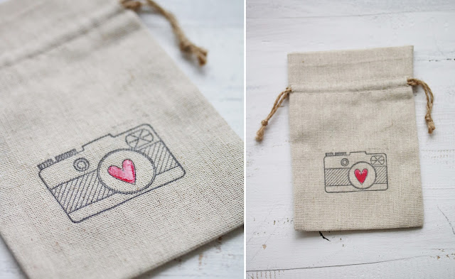 diy favours using fabric bags | Creative Bag