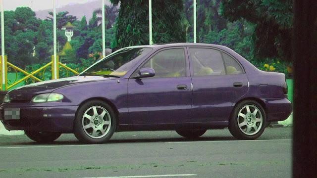 Hyundai Accent / Bimantara Cakra X3