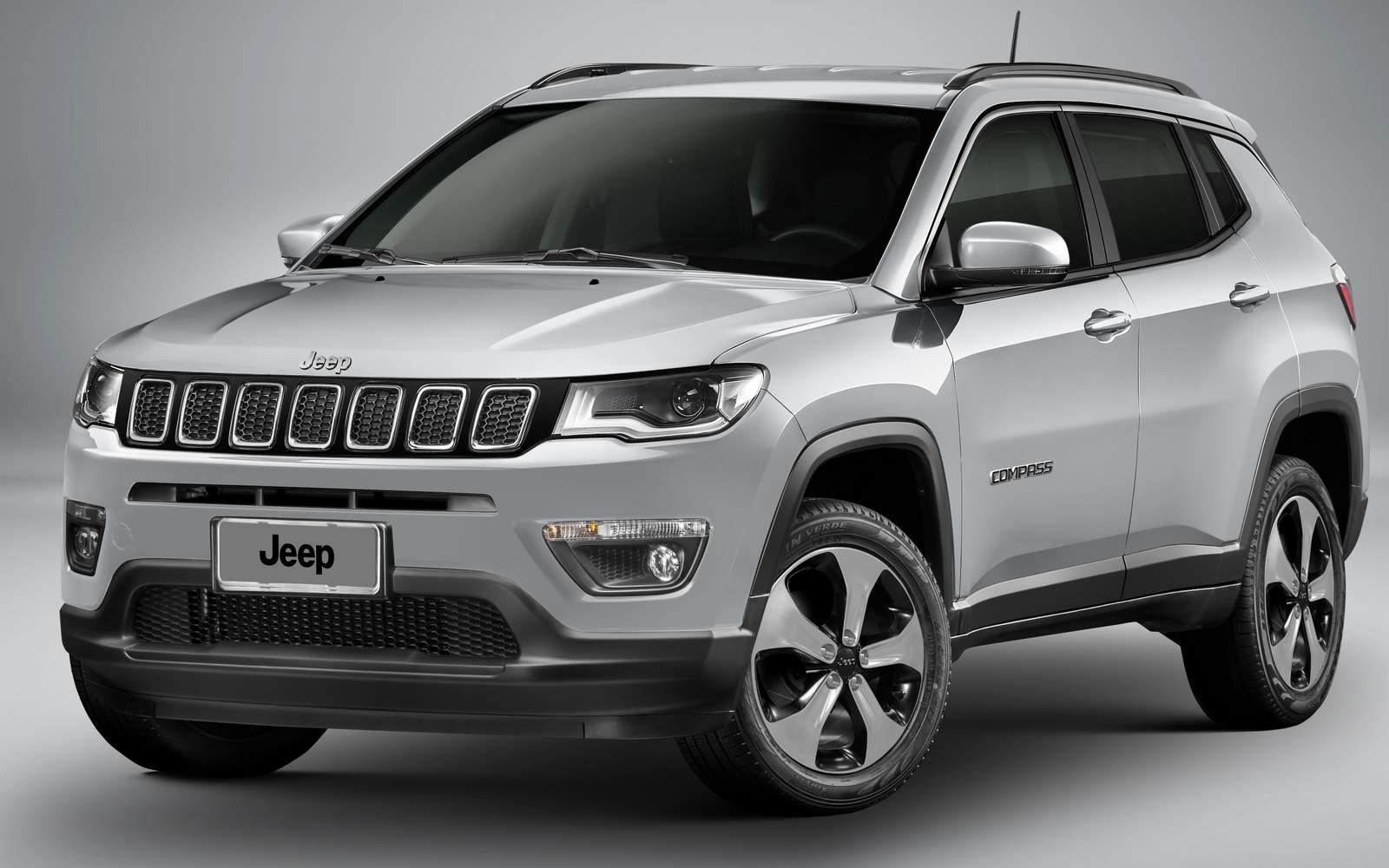 jeep compass flex autom tico desempenho e consumo car blog br. Black Bedroom Furniture Sets. Home Design Ideas